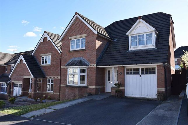 Thumbnail Detached house for sale in Woodmill, Neath