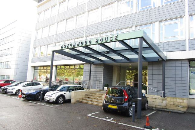 Office to let in 4th Floor Greenwood House, 91-99 New London Road, Chelmsford, Essex