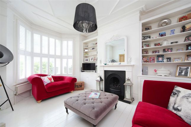 Thumbnail Terraced house to rent in Chestnut Grove, Balham, London