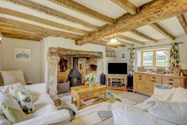 Thumbnail Detached house to rent in Berwick Bassett, Swindon