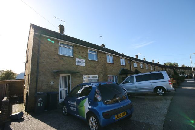 2 bed semi-detached house to rent in Knight Avenue, Canterbury