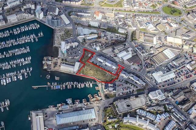 Thumbnail Commercial property to let in Shepherds Wharf, Plymouth