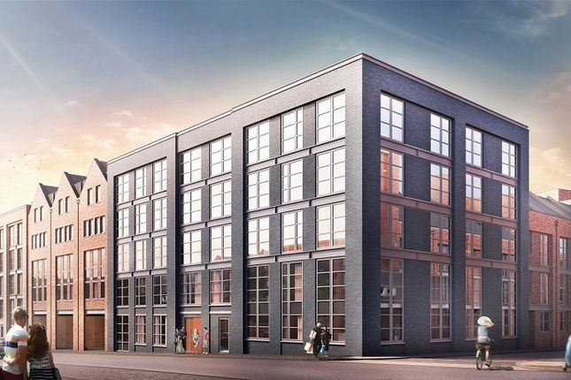 Thumbnail Flat for sale in Summer House, Pope Street, Jewellery Quarter