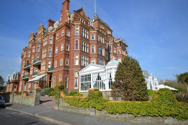 Thumbnail 3 bed flat to rent in The Leas, Folkestone