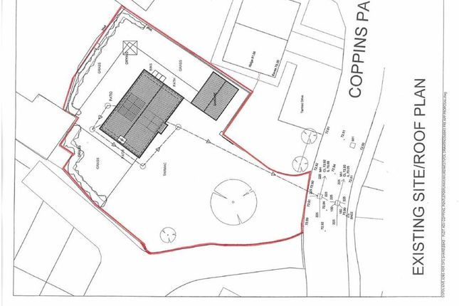 Land for sale in Building Plot, Coppins Park, Saundersfoot