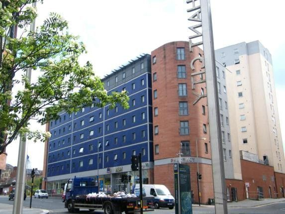 Studio to rent in Blackfriars Road, Glasgow Centre G1,