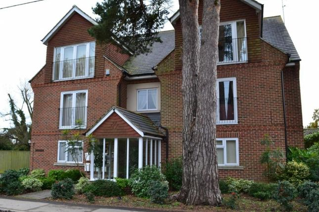 Thumbnail Flat to rent in Wessex Court, Silchester Road, Tadley