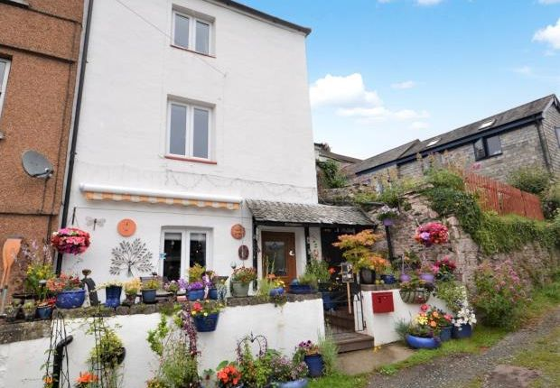 Thumbnail End terrace house for sale in Tamar View, The Quay, Calstock, Cornwall
