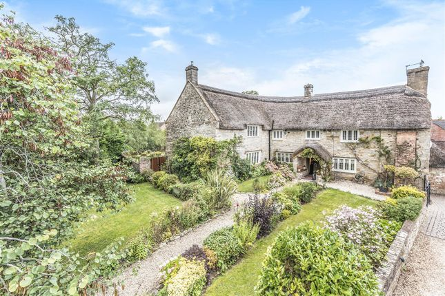 Thumbnail Detached house for sale in Dipford Road, Trull, Taunton