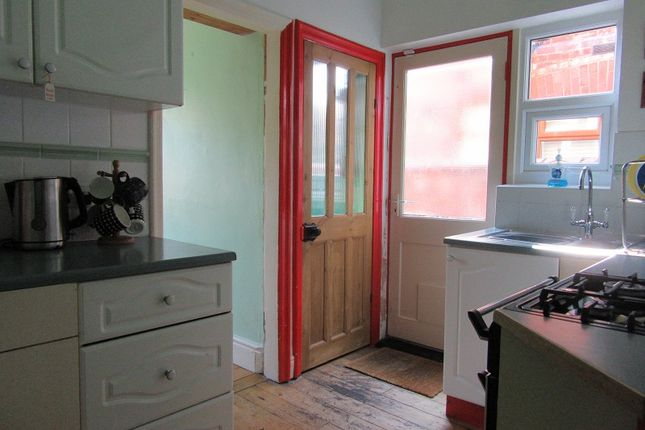Kitchen of Carlton Street, Old Trafford, Manchester M16