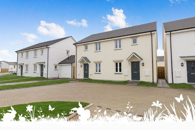 Thumbnail Semi-detached house for sale in Jasmine Place, Camborne