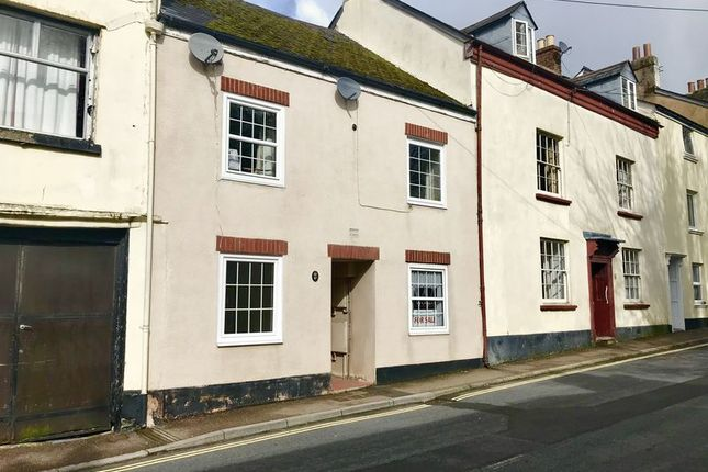 Thumbnail Flat for sale in Herridge Orchard, New Exeter Street, Chudleigh, Newton Abbot