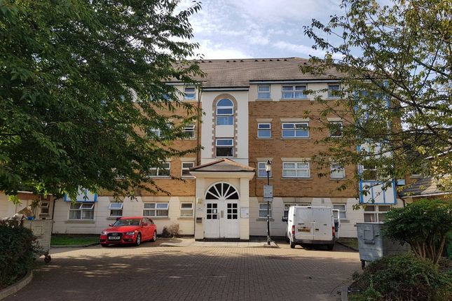 Thumbnail Flat for sale in Cuthberga Close, Barking