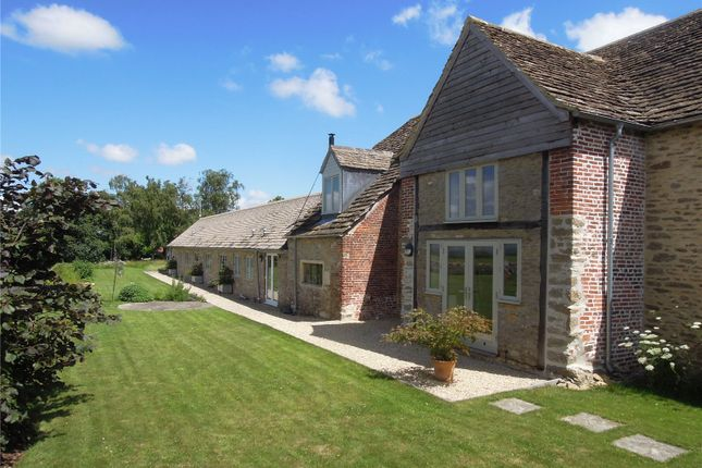 Thumbnail Barn conversion for sale in Rudge, Somerset