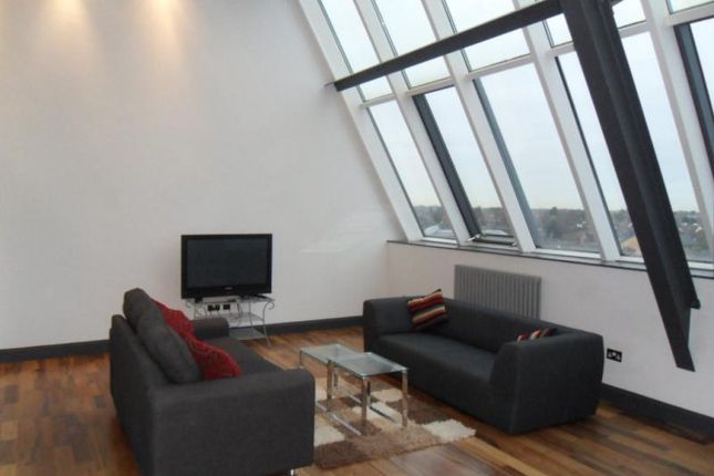 Thumbnail Flat to rent in Shelton House, 62 Park Road, Peterborough
