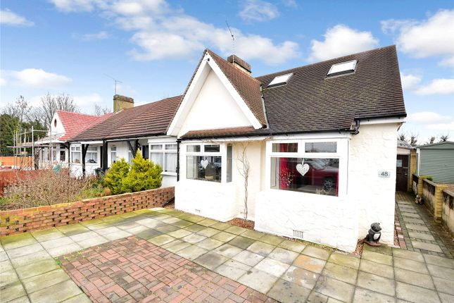 Thumbnail Bungalow for sale in King Edward Avenue, West Dartford, Kent