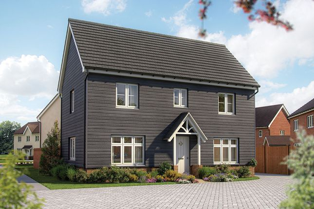 """3 bed detached house for sale in """"The Spruce"""" at Chequer Lane, Ash, Canterbury CT3"""