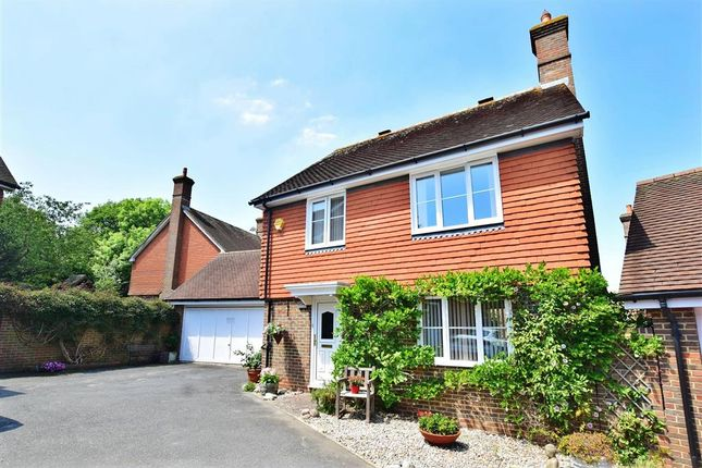 Thumbnail Detached house for sale in Goldcrest Drive, Ridgewood, Uckfield, East Sussex