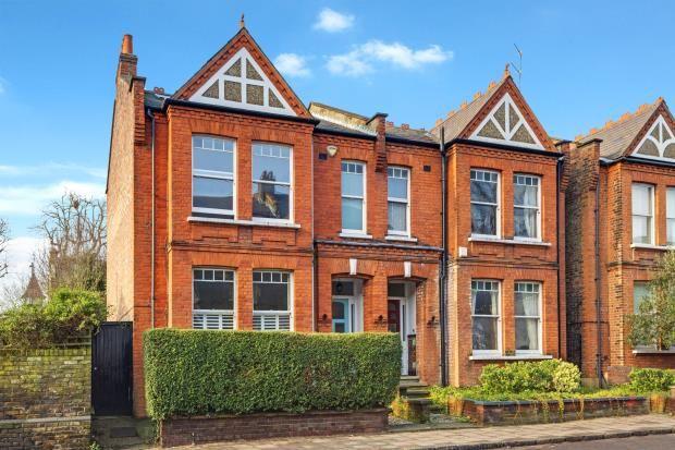 Thumbnail Semi-detached house for sale in Southwood Lane, Highgate Village, London