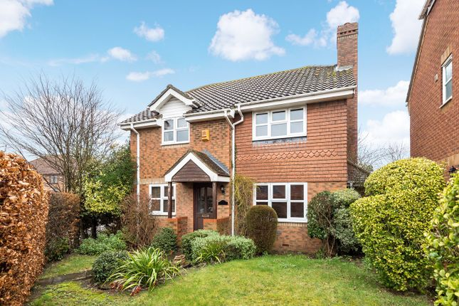 Thumbnail Detached house for sale in Oak Drive, Pulloxhill