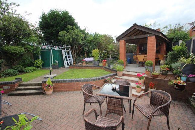 Garden of Crooks Lane, Studley B80