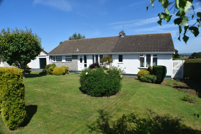 Thumbnail Detached bungalow for sale in Edgebury, Woolavington, Bridgwater