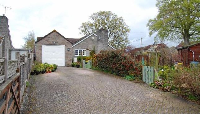 Thumbnail Detached bungalow for sale in Twines Close, Sparkford, Yeovil