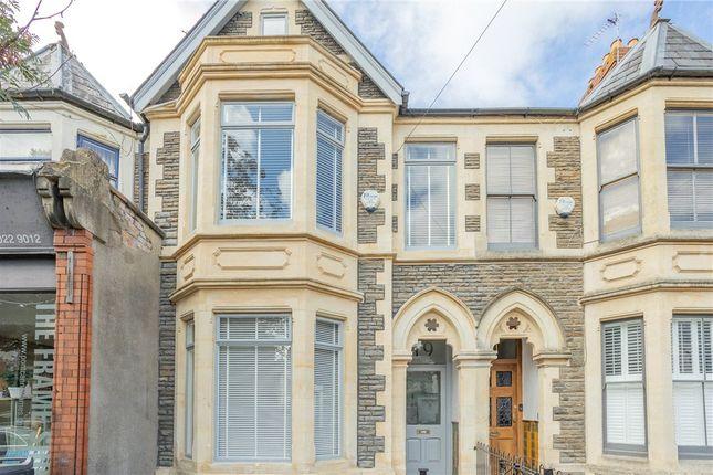 Thumbnail Terraced house for sale in Pontcanna Street, Pontcanna, Cardiff