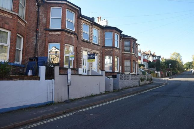 Thumbnail Terraced house for sale in Colley End Road, Paignton, Devon