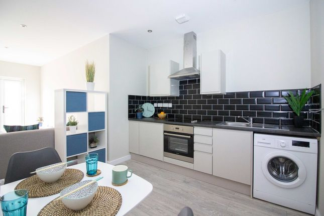 1 bed flat for sale in Chapel Street, Little Germany, Bradford BD1