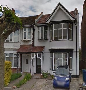 Thumbnail Terraced house to rent in Audley Road, Hendon