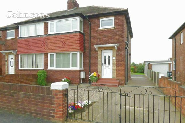 Semi-detached house for sale in Bruce Crescent, Intake, Doncaster.