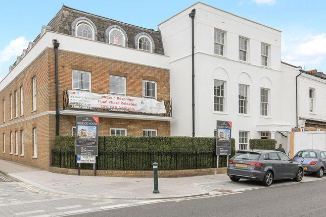 Thumbnail Flat for sale in High Street, Hampton Hill, Hampton