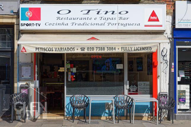 Thumbnail Restaurant/cafe for sale in Plender Street, Camden