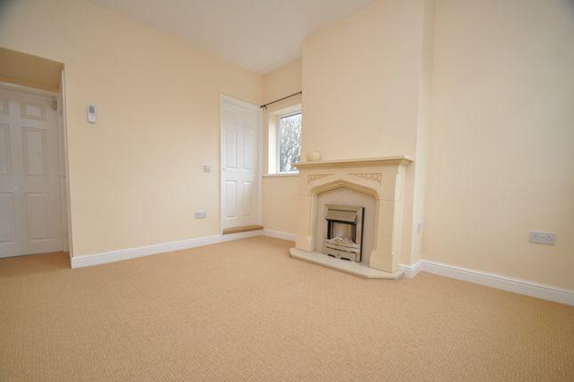 2 bed end terrace house to rent in Norton Avenue, Burslem ST6