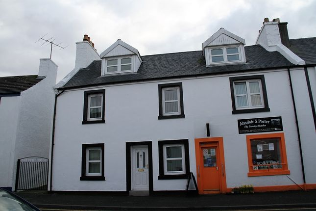 Thumbnail Semi-detached house for sale in Shore Street, Bowmore, Isle Of Islay