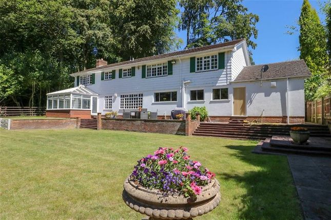 Thumbnail Detached house for sale in The Moorlands, Four Oaks, Sutton Coldfield