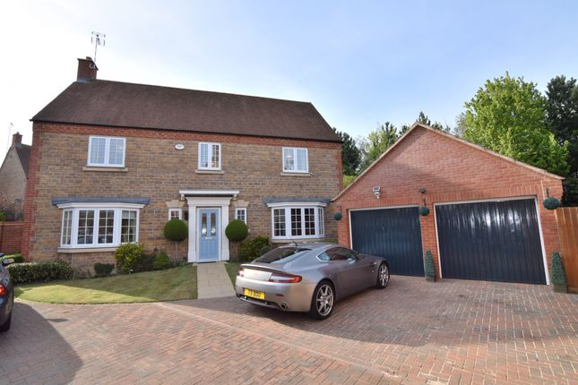 Thumbnail Detached house for sale in Long Hassocks, Rugby, Warwickshire
