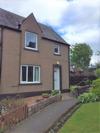 Thumbnail End terrace house to rent in Arthur Street, Blairgowrie