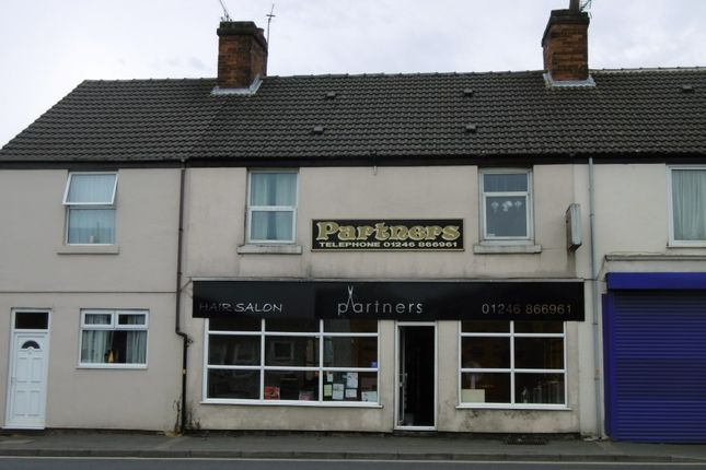69, 71 And 71A Market Street, Clay Cross, Chesterfield, Derbyshire S45