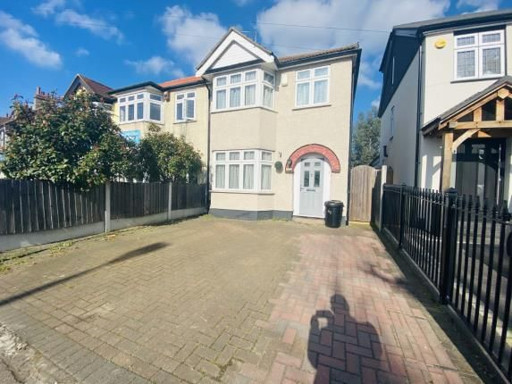 Thumbnail Semi-detached house for sale in Suttons Avenue, Hornchurch