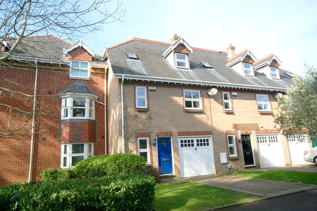 Thumbnail Town House For Sale In Meyrick Park Bournemouth Dorset