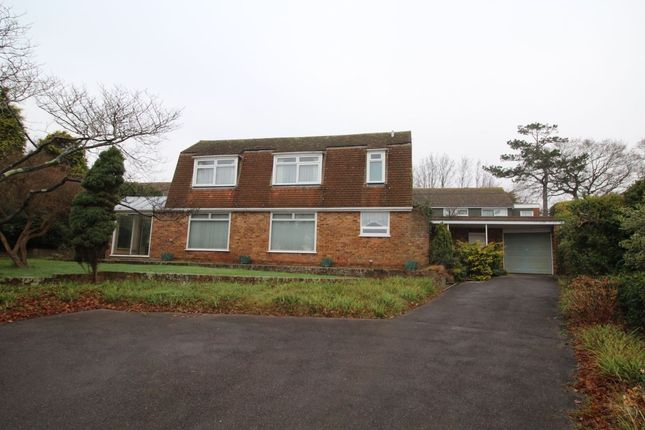 Thumbnail Detached house for sale in White Hill Drive, Bexhill-On-Sea