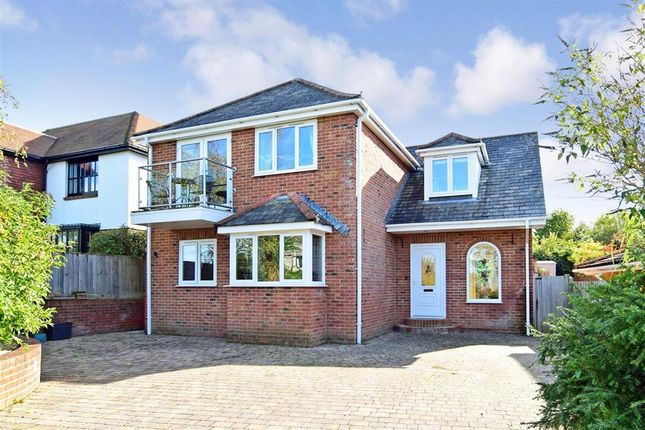 Thumbnail Detached house for sale in Church Hill, Totland, Isle Of Wight
