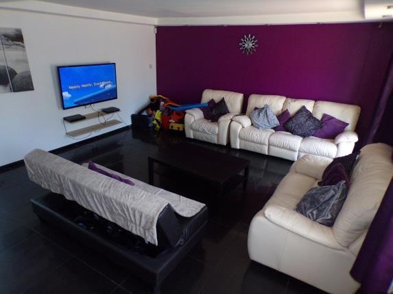 Lounge of Conifer Crescent, Clifton, Nottingham NG11