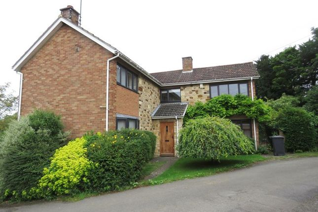 Thumbnail Detached house for sale in Manor Road, Grendon, Northampton
