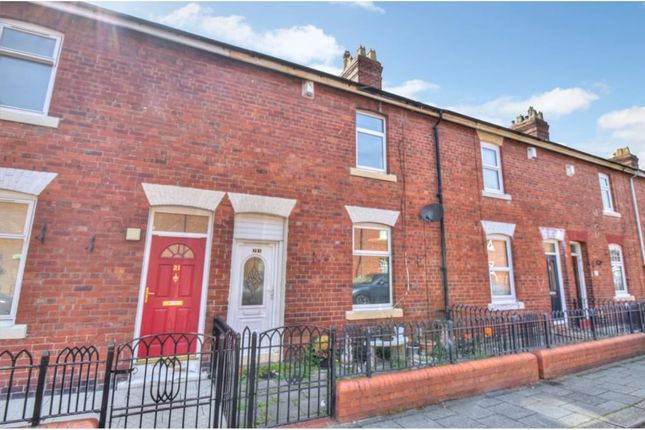 Thumbnail Terraced house for sale in Cleghorn Street, Heaton, Newcastle Upon Tyne