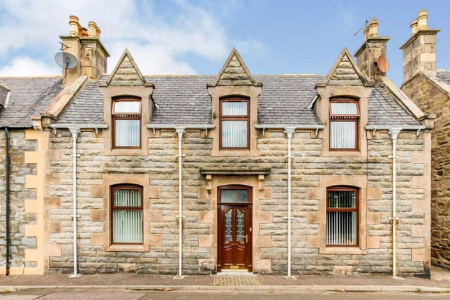 3 bed semi-detached house for sale in West Carlton Terrace, Buckie AB56