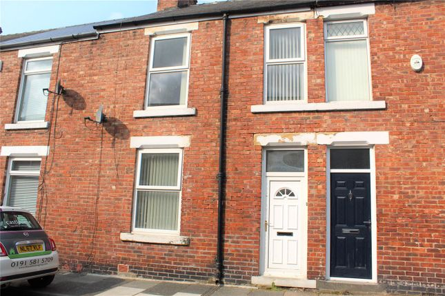 4 bed terraced house to rent in Bell Street, Bishop Auckland, County Durham DL14