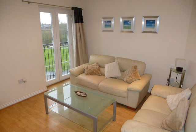 Thumbnail Flat to rent in Alder Drive, Grosvenor Park, Crewe